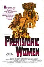 Affiche Prehistoric Women