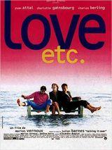 Affiche Love Etc.