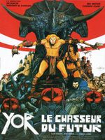 Affiche Yor, le chasseur du futur
