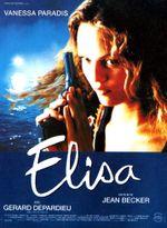Affiche Elisa