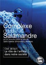 Affiche Le Complexe de la Salamandre