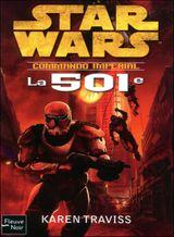Couverture La 501e - Star Wars : Republic Commando, tome 5
