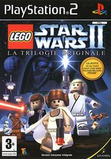 Jaquette LEGO Star Wars II : La Trilogie originale