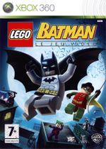Jaquette LEGO Batman : Le Jeu vidéo