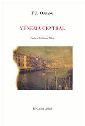 Couverture Venezia central