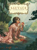 Couverture Sauvage : Biographie de Marie-Angélique Le Blanc (1712-1775)