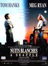 Affiche Nuits blanches à Seattle
