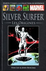 Couverture Silver Surfer - Les Origines