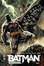 Couverture Batman Eternal, tome 1