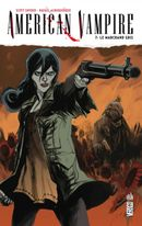 Couverture Le Marchand Gris - American Vampire, tome 7