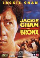 Affiche Jackie Chan dans le Bronx