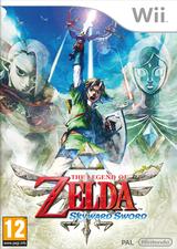 Jaquette The Legend of Zelda : Skyward Sword
