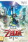 Jaquette The Legend of Zelda : Skyward Sword