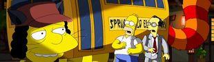 Cover Quand le cinéma s'invite chez les Simpson