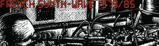 Cover L'underground français depuis 77 c'est un de ces bordels mon vieux