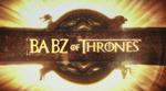 Affiche Babz Of Thrones
