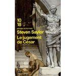 Couverture Le jugement de César