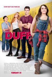 Affiche Duff : Le faire-valoir