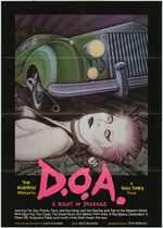 Affiche Doa (a right of passage)