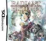 Jaquette Radiant Historia