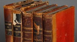 Cover Les meilleurs classiques de la littérature française