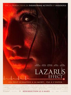 Affiche Lazarus Effect