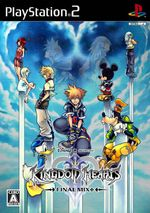 Jaquette Kingdom Hearts II Final Mix+