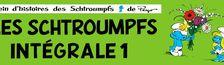 Cover Les Schtroumpfs, Intégrales ultimes: 1/2: séries principales