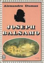 Couverture Joseph Balsamo