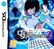 Jaquette Shin Megami Tensei: Devil Survivor 2
