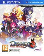 Jaquette Disgaea 3 : Absence of Detention