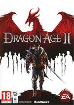 Jaquette Dragon Age 2