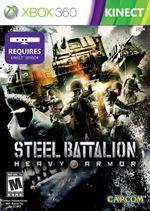 Jaquette Steel Battalion : Heavy Armor