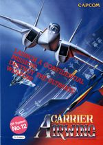 Jaquette Carrier Air Wing