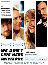 Affiche We Don't Live Here Anymore