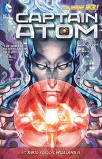 Couverture Evolution - Captain Atom, tome 1
