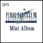 Pochette Final Fantasy VII: Advent Children Complete Mini Album (EP)