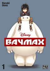 Couverture Baymax