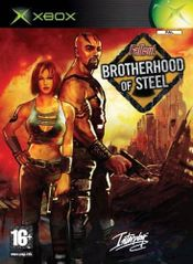 Jaquette Fallout : Brotherhood of Steel