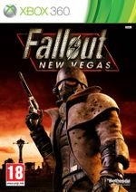 Jaquette Fallout : New Vegas