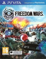 Jaquette Freedom Wars