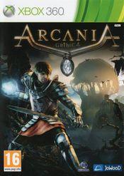 Jaquette Gothic 4 : Arcania