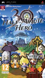 Jaquette Half-Minute Hero