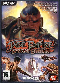 Jaquette Jade Empire: Special Edition