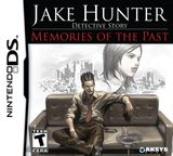 Jaquette Jake Hunter Detective Chronicles : Memories of the Past