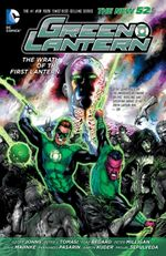 Couverture Green Lantern: Wrath of the First Lantern