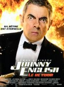 Affiche Johnny English : Le Retour
