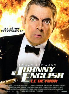 Affiche Johnny English : Le Retour