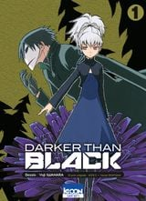 Couverture Darker Than Black
