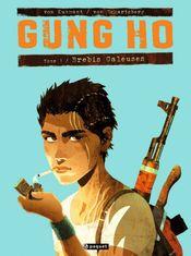 Couverture Brebis galeuses - Gung Ho, tome 1